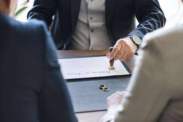 עורך דין בתחום הגירושין בחיפה
